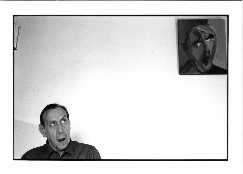 Francois et le portrait