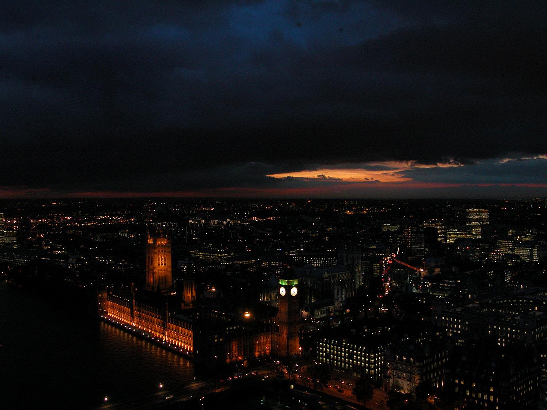 Londres Novembre 2